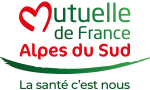 Mutuelle de France Alpes du Sud Logo