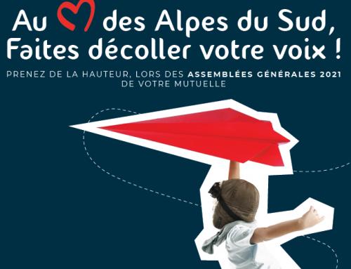 Assemblées Générales de la Mutuelle de France Alpes du Sud